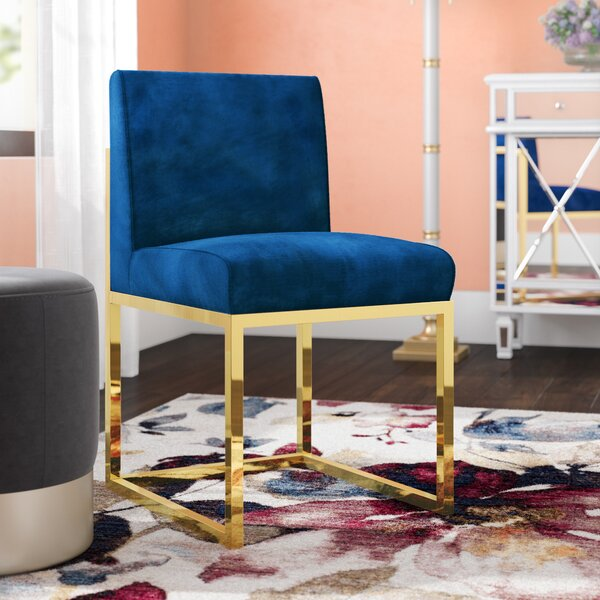 Cyril Side Chair By Willa Arlo Interiors