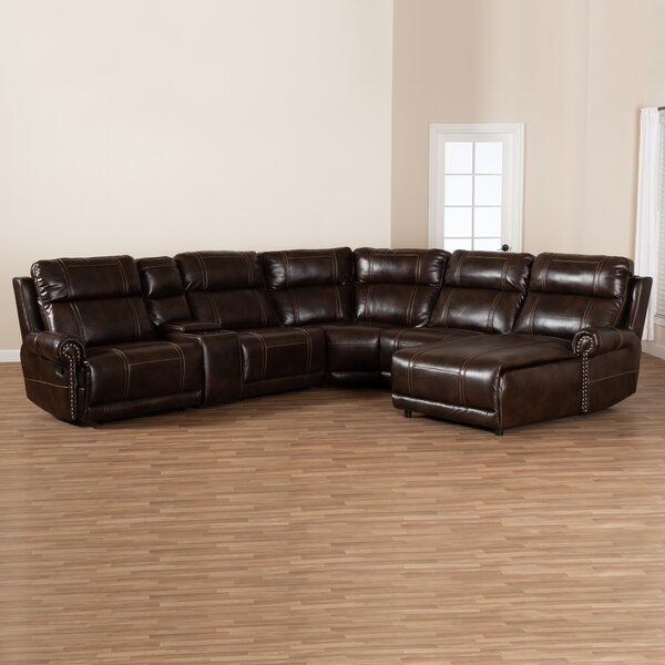 Suzana Reclining Sectional by Red Barrel Studio