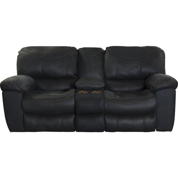 Offers Priced Terrance Reclining Loveseat by Catnapper by Catnapper