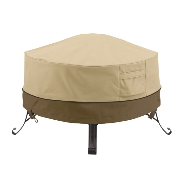 Mckinnis Water Resistant Fire Pit Cover by Red Barrel Studio