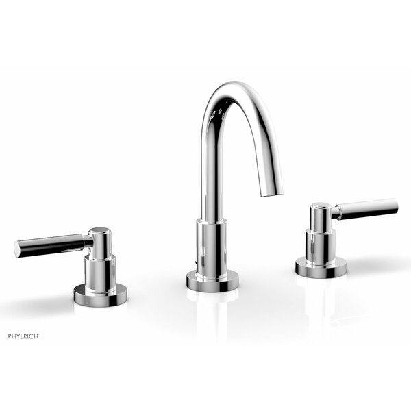 Basic Widespread Bathroom Faucet With Drain Assembly By Phylrich