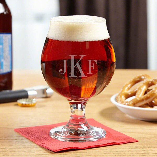 Snifter Personalized 16 oz. Snifter Beer Glass by Home Wet Bar