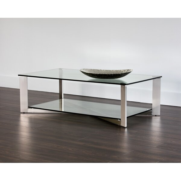 Place Coffee Table By Orren Ellis