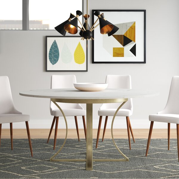 Gaven Dining Table by Brayden Studio