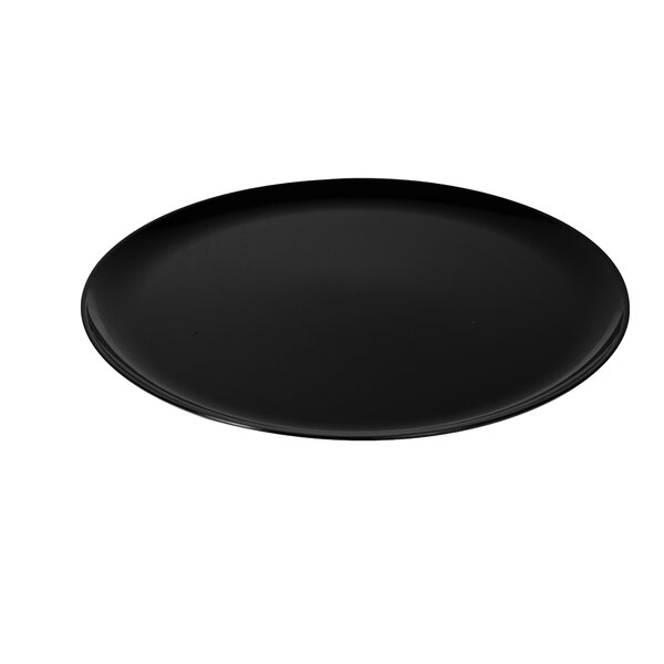 Platter Pleasers Classic Round Serving Tray (Set of 25) by Fineline Settings, Inc