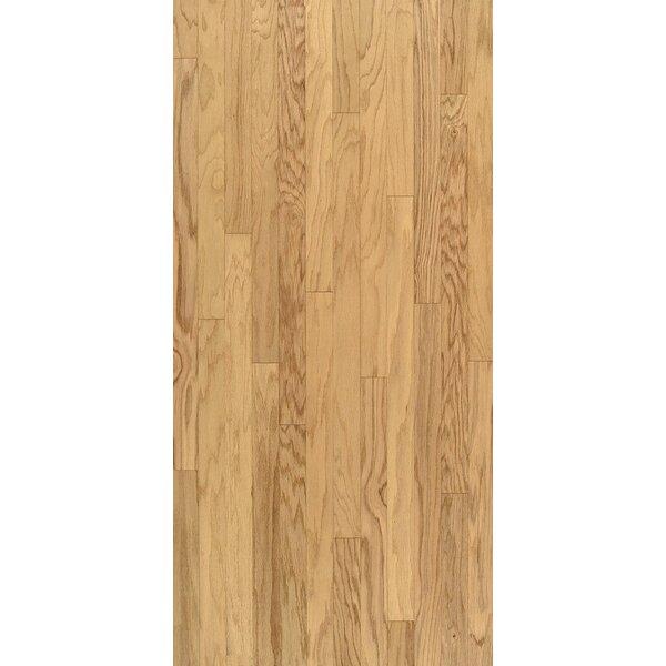 Turlington 5 Engineered Red Oak Hardwood Flooring in Natural by Bruce Flooring