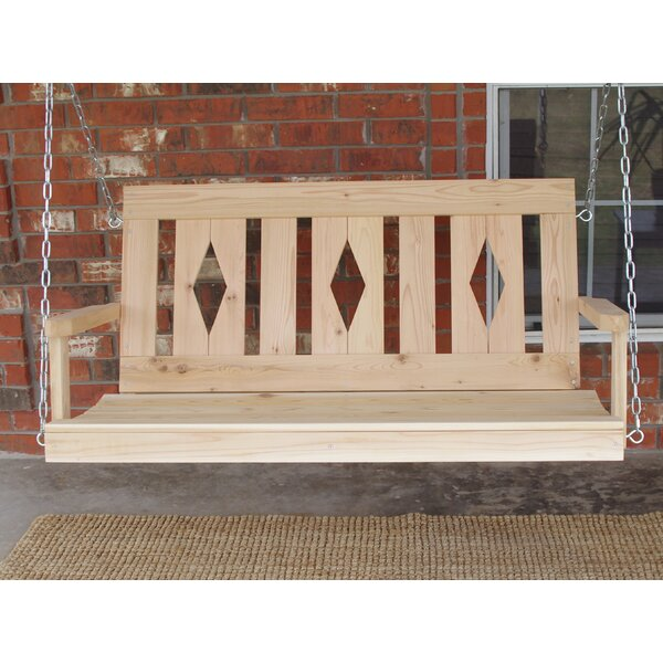 Losoya Porch Swing by Millwood Pines
