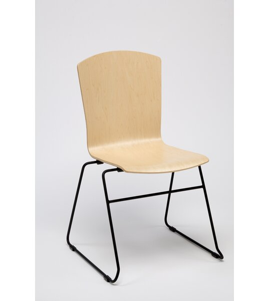 Tibro 18 Manufactured Wood Classroom Chair by Palmieri