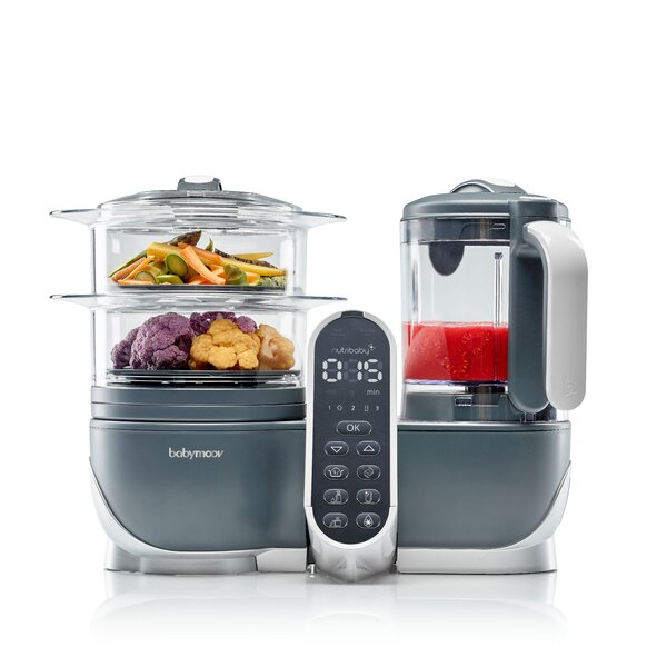 Duo Station 5 in 1 Food Maker by Babymoov