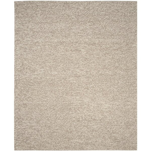 Bathild Hand-Tufted Beige Area Rug by Darby Home Co
