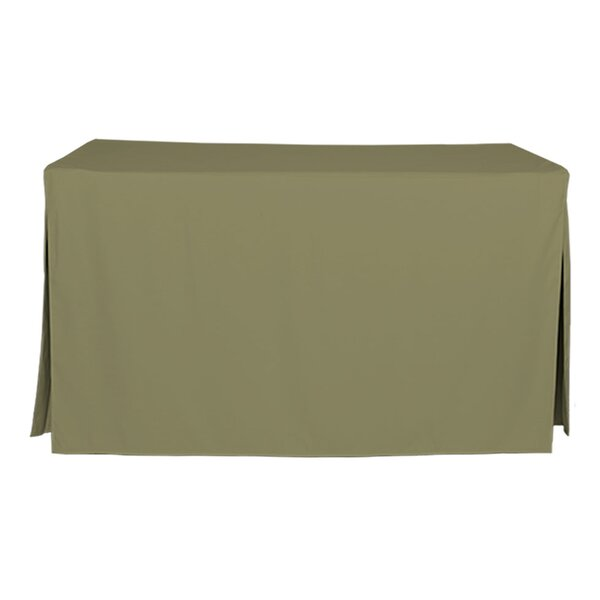 60 W Fitted Tablecloth by Tablevogue