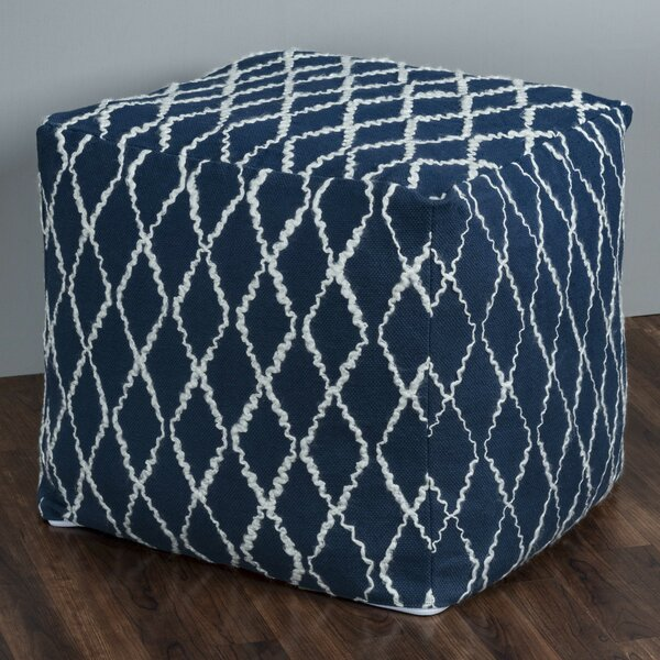Groves Pouf by Alcott Hill