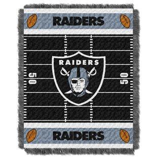 Top Reviews NFL Raiders Field Baby Blanket ByNorthwest Co.