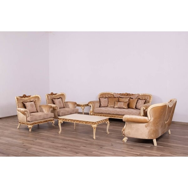 Telford Configurable Living Room Set by Astoria Grand