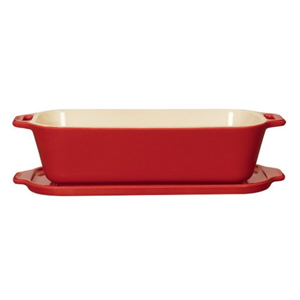Rectangular Covered Pate/Terrine Mold by Staub