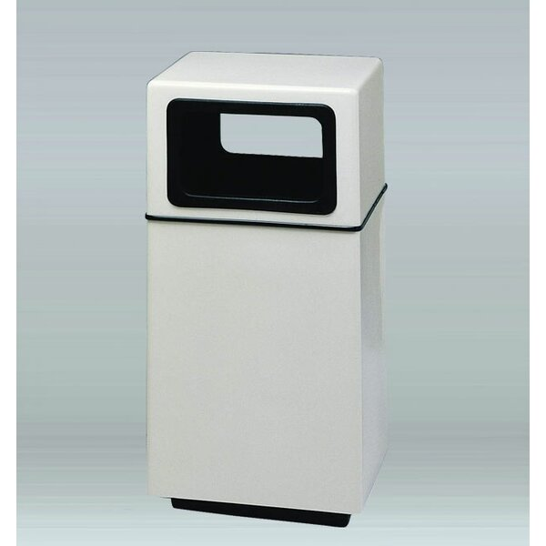 Bradley 25 Gallon Trash Can by Allied Molded Products