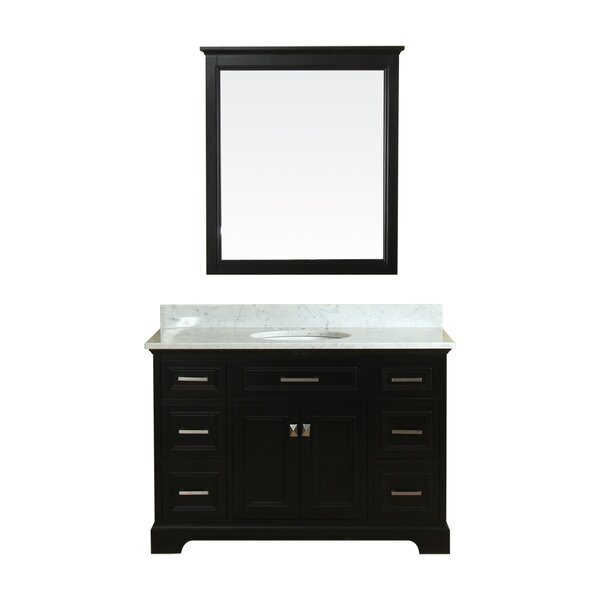 Coston 49 Single Bathroom Vanity Set by Red Barrel Studio