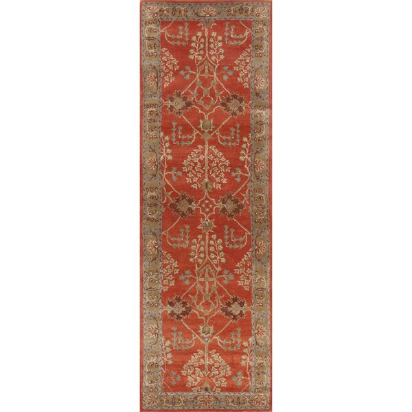 Jaipurliving Poeme Chambery Hand Tufted Wool Multicolor