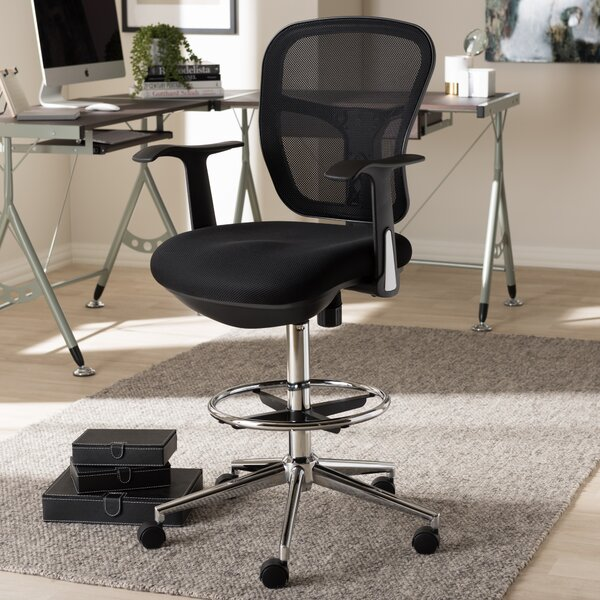 Kromer Mesh Office Chair by Symple Stuff