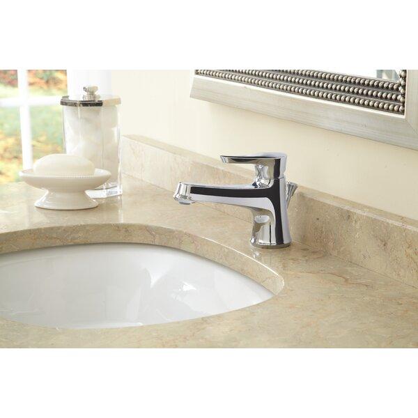 Wyeth Single Hole Bathroom Faucet with Drain Assembly