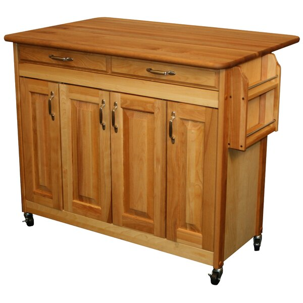 Kitchen Island by Catskill Craftsmen, Inc.