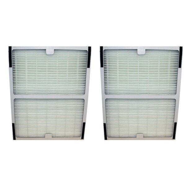 Idylis A HEPA Air Purifier Filter (Set of 2) by Crucial