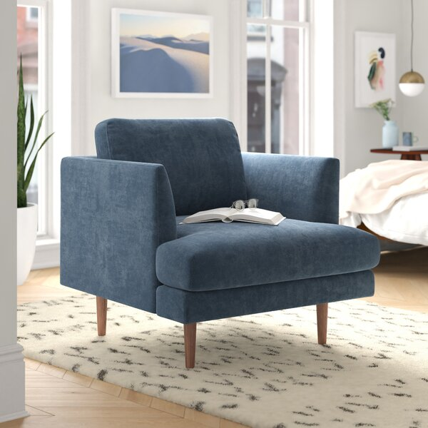 Celia 23.6-inch Armchair by Foundstone Foundstone