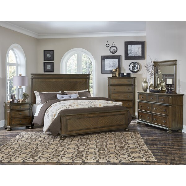 Malik Panel Configurable Bedroom Set by Millwood Pines