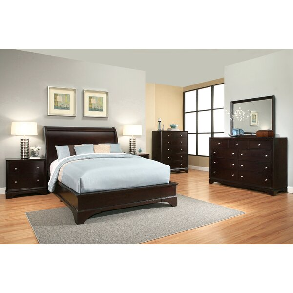 Juliana Panel 6 Piece Bedroom Set by Latitude Run