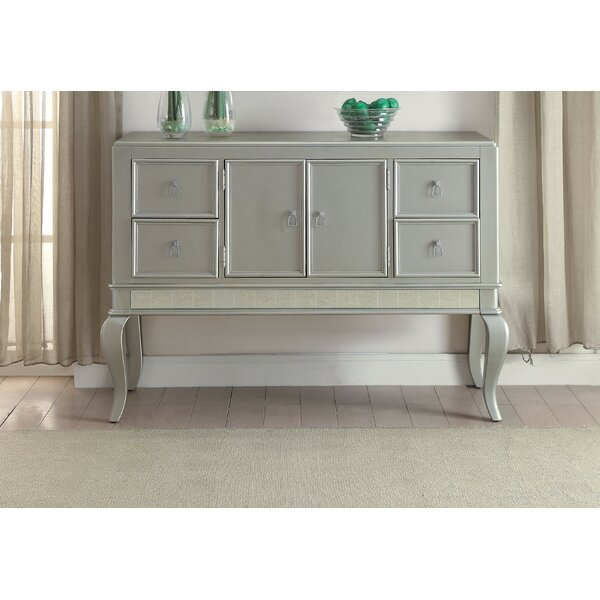 Dawson Buffet Table by Andrew Home Studio Andrew Home Studio
