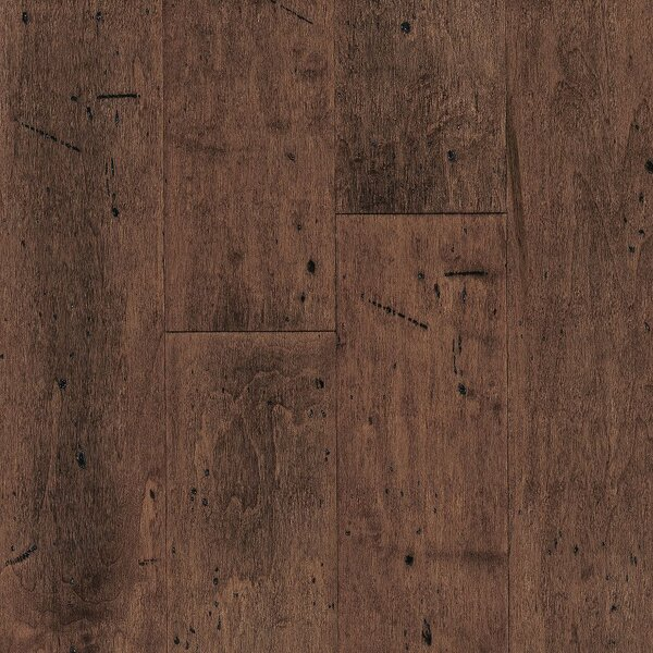 American Originals 5 Engineered Maple Hardwood Flooring in Low Glossy Liberty Brown by Bruce Flooring