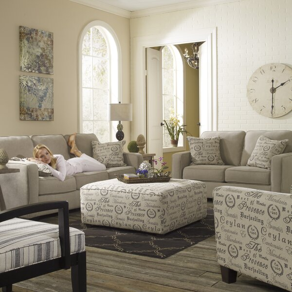 Looking for Deerpark Living Room Collection By Andover Mills Discount
