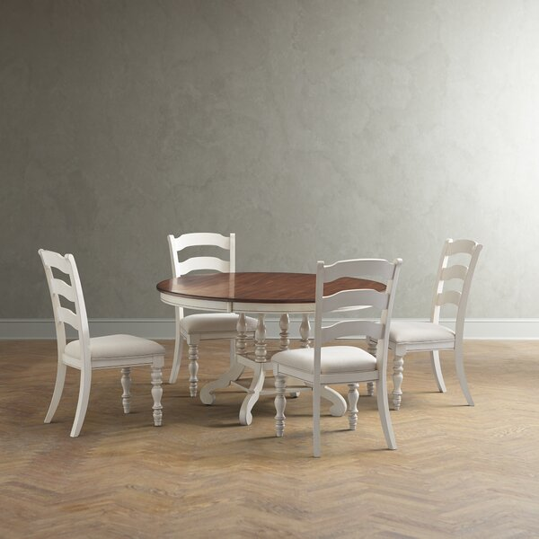Dalton 5-Piece Dining Set by Birch Lane™ Heritage