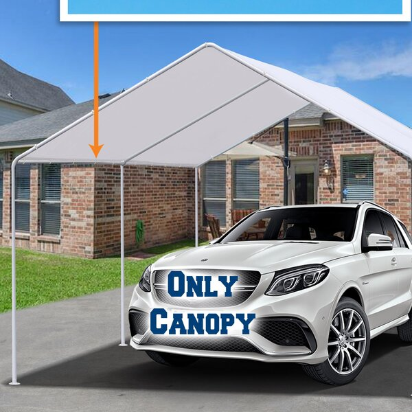 Carport Replacement Canopy by Sunrise Outdoor LTD