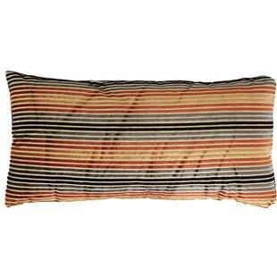 Rotherham Striped Long Rectangle Lumbar Pillow