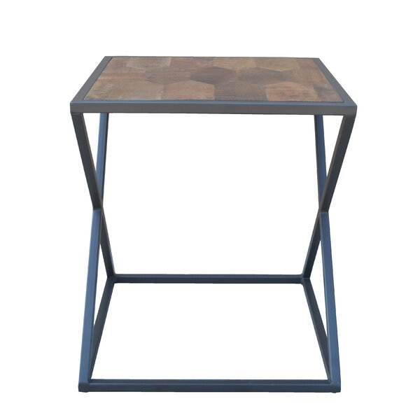 Ciel End Table by Williston Forge