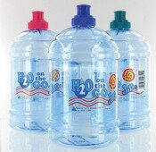 H2O On The Go Jr Water Pitcher by Arrow Plastic Mfg. Co.