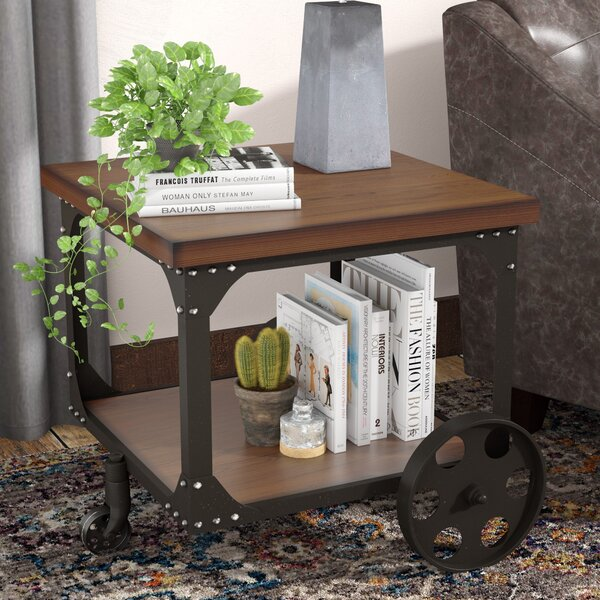 Corinne End Table by Trent Austin Design