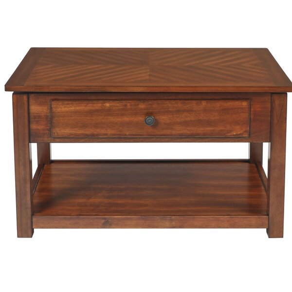 Cliffo Lift Top Coffee Table by Loon Peak