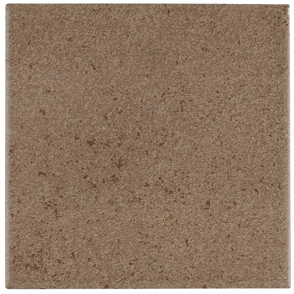 Freeport 6 x 6 Ceramic Field Tile in Brown by Itona Tile