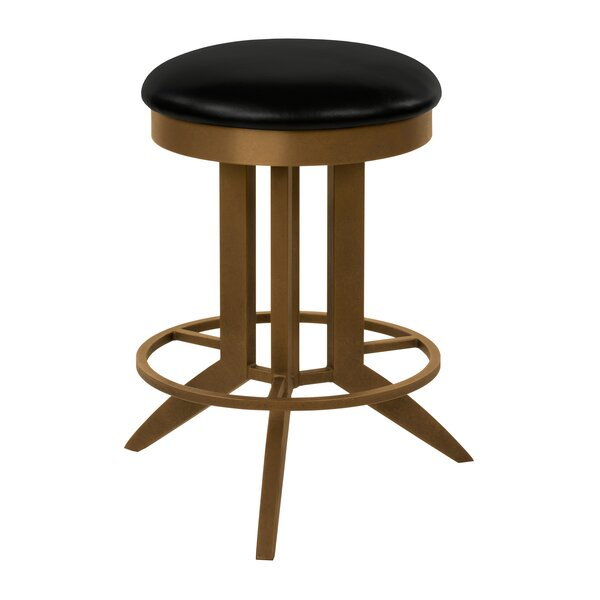 Kubiak Bar Stool by Everly Quinn