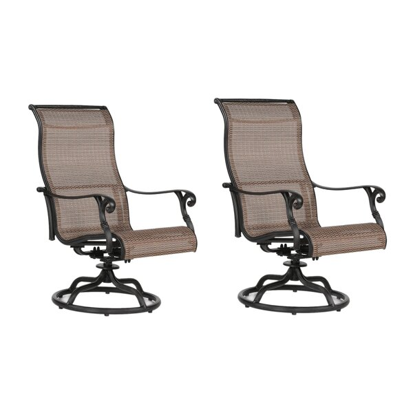 Germano Patio Dining Chair (Set of 2) by Darby Home Co