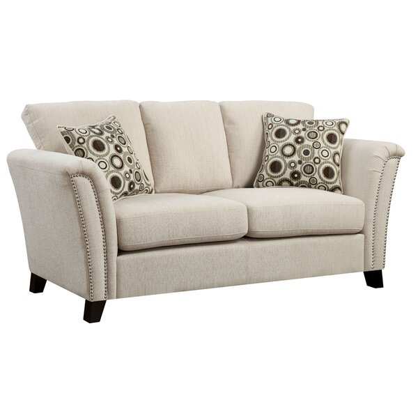 Free Shipping & Free Returns On Alldredge Loveseat by Alcott Hill by Alcott Hill