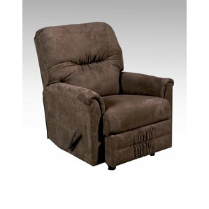 Manual Rocker Recliner by Serta Upholstery
