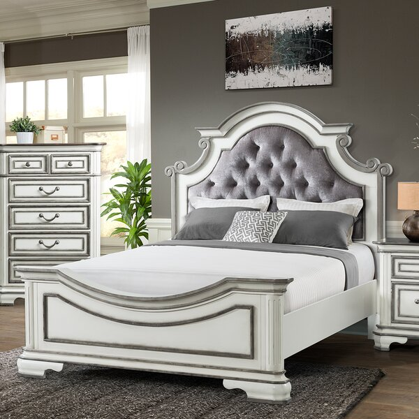 Newsom Standard Bed by House of Hampton