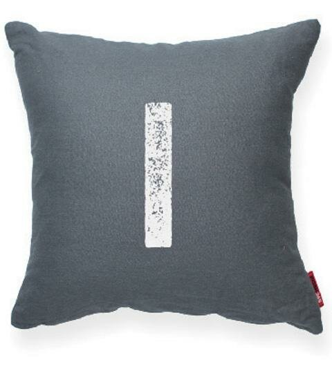 Dolton Letter L Throw Pillow by Gracie Oaks