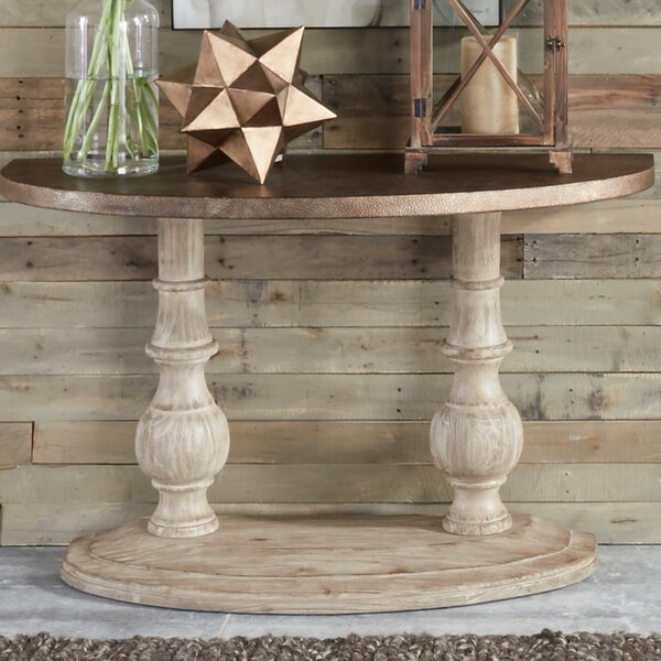 Saroyan Console Table By Gracie Oaks