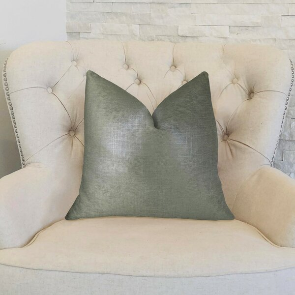 Porydzy Handmade Luxury Pillow by Orren Ellis