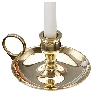Chamberstick Candle Holder (Set of 2)