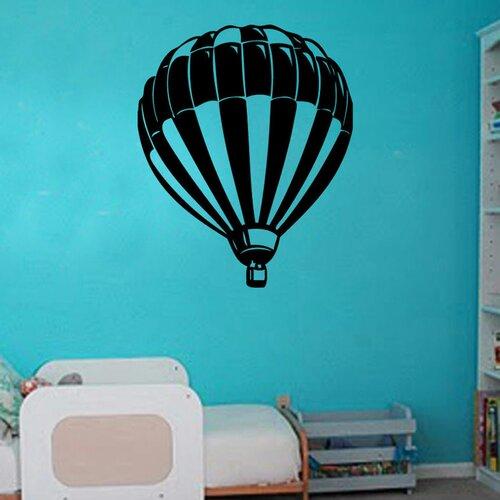 Wandtattoo Heissluftballon Design 2 East Urban Home Farbe Silber Grosse Xl Moebel Suchmaschine Ladendirekt De